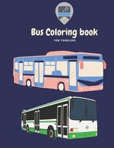 Bus Coloring book for toddlers