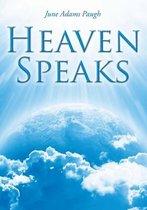 Boek cover Heaven Speaks van June Adams Paugh