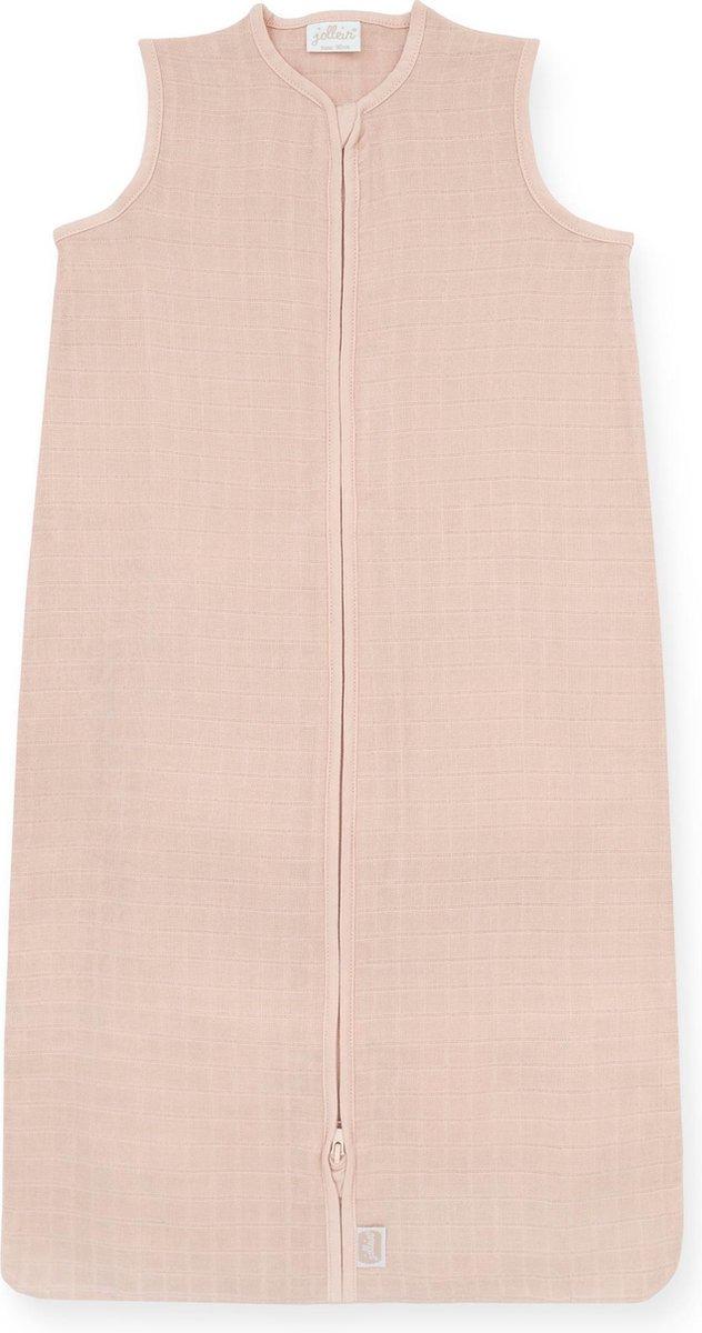 Jollein Baby Slaapzak Hydrofiel 110cm - Zomer - Pale Pink