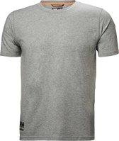 Helly Hansen Chelsea Evolution T-shirt Grijs Melange