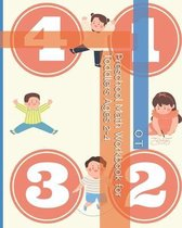 Preschool Math Workbook for Toddlers Ages 2-4: Preschool Math Workbook for Toddlers Ages 2-4