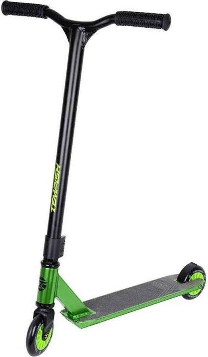 Tempish - XBD ELOX 110 - Stuntstep - Groen - Step - Scooter