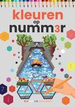 Kleuren op Nummer voor Volwassenen | Kleurrijk Holland! | Kleurboek voor volwassenen | Kleuren op Numm3r | Color by Number | Kleuren Volwassenen