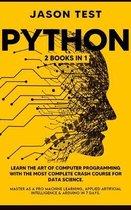 Python: 2 BOOKS in 1