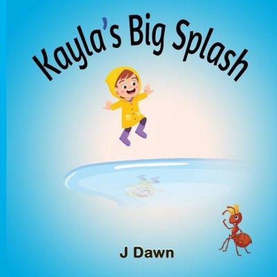 Kayla's Big Splash