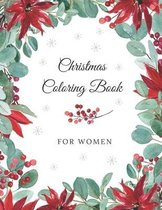 Christmas Coloring Book for Women