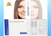 Optimal White® Tandenbleekset - Thuis 100% Veilig Tanden Bleken - Witte Tanden - Teeth Whitening - Voldoet aan EU regelgeving