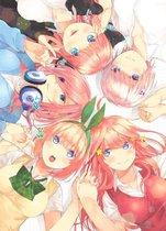 The Quintessential Quintuplets Part 1 Manga Box Set
