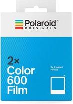 Polaroid Color 600 Film Doublepack - 2x8 stuks
