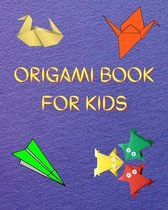 Origami Book for Kids