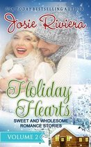 Holiday heart Sweet and wholesome romance stories