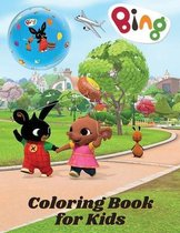 Bing Coloring Book for Kids