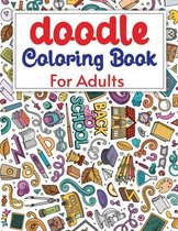 Doodle Coloring Books For Adults