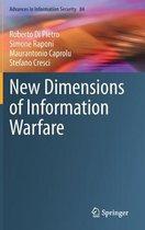 New Dimensions of Information Warfare