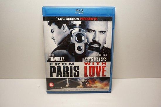 Cover van de film 'From Paris With Love'