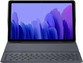 Samsung Keyboard Cover voor Samsung Galaxy Tab A7 2020 Keyboard Cover - Grijs