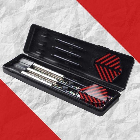 Thumbnail van een extra afbeelding van het spel 1 Set 3st JET AIRCRAFT Silver Barrel Dart 23 gram Steeltip – Dartset - Dartpijlen - Darts pijlen - Darts flights – Darts Shafts - Dartboard game – Needle - Accessories