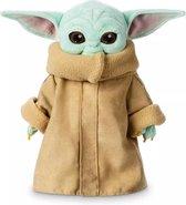 Baby Yoda knuffel - Pluche - 30 cm - Star Wars - The Mandalorian - The Child Groku