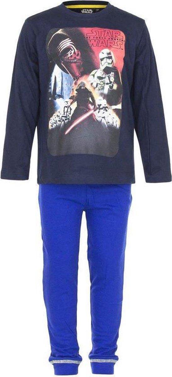 Star Wars - Pyjama - Blauw - 10 jaar - Maat 140