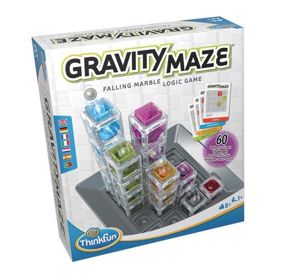 Afbeelding van het spel ThinkFun Gravity Maze 2021