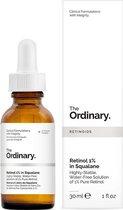 The Ordinary Retinol 1% - Anti-verouderingsserum - Acne - Avond - Gezicht - Best Seller