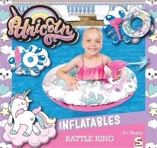 Battle Ring Zwemring Eenhoorn