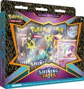 Pokémon Shining Fates Mad Party Pin Box - Polteageist - Pokémon Kaarten
