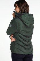 Lurdes Poly Jacket Kids - maat 140 - kleur groen