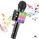 Miliano Karaoke Microfoon - Karaoke Set - Bluetooth - Draadloos - Karaoke Set voor volwassenen & Kinderen