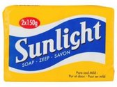 Sunlight Huishoudzeep - 6 x 150 gram - Voordeelverpakking