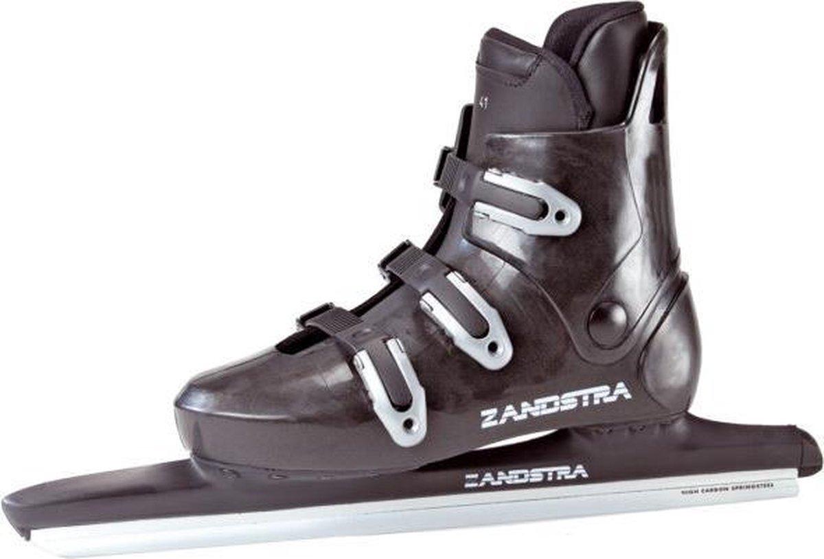 Zandstra Comfort Noren Model 1383 - Zwart - Unisex - Maat 38