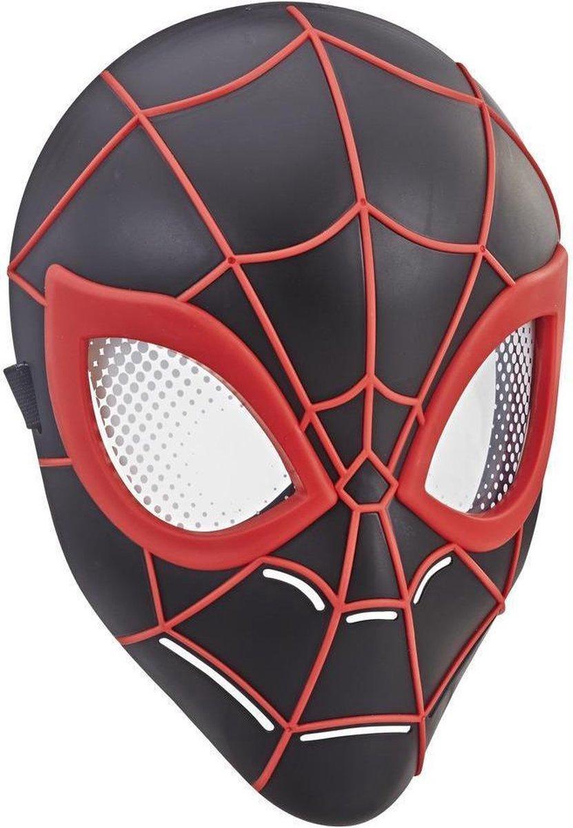 Spiderman Masker - Miles Morales Masker - Hero Masker