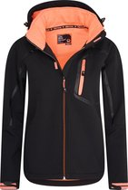 The Wildstream - Damesjas - Fleece gevoerd - IRMELINE - Black-Maat S