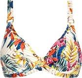 Cyell PARADISE MORNING Bikinitop Halter Niet Voorgevormd met Beugel Dames - Maat 38D