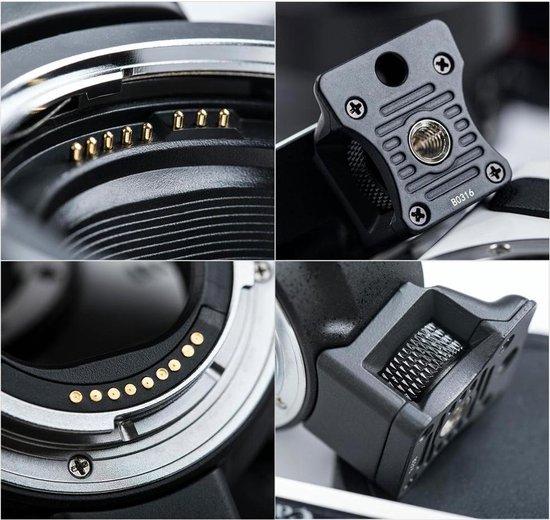 Viltrox EF - EOS M autofocus lens mount adapter Canon