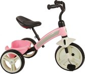 Qplay Elite Driewieler - Meisjes - Roze