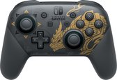 Nintendo Pro Controller - Switch - Monster Hunter Rise Edition