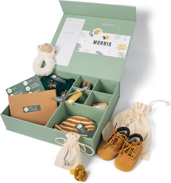 Baby Memory Box – Herinneringsdoos - Kraamcadeau - Baby Geschenkset - Babyshower cadeau