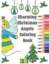 Charming Christmas Angels Coloring Book