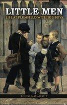 Little Men Life at Plumfield With Jo's Boys