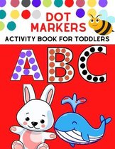 ABC Dot markers Activity Book for toddlers