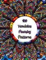 100 Mandalas Amazing Patterns