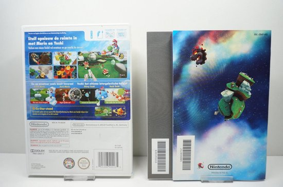Super Mario Galaxy 2 - Nintendo Selects - Wii - Nintendo