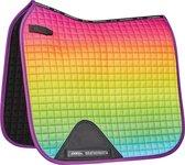 DW4Trading® Weatherbeeta paarden zadeldekje prime ombre dressuur rainbow lust full