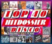 CD cover van Top 40 Hitdossier - Disco van Various