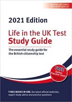 Boek cover Life in the UK Test: Study Guide 2021 van  (Paperback)