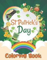St. Patrick's Day Coloring Book