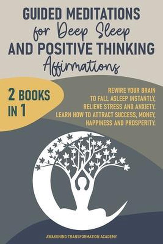 Guided Meditations for Deep Sleep and Positive Thinking Affirmations