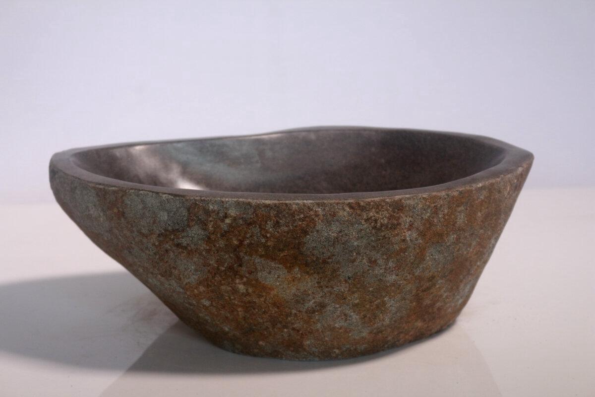 Natuurstenen waskom | DEVI-W20-115 | 37x42x15