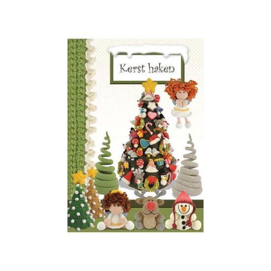 Boek cover Kerst haken - Anja Toonen van Anja Toonen (Paperback)